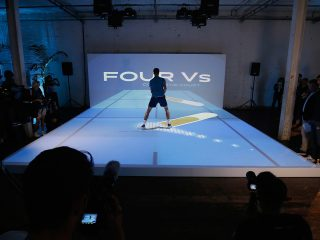 ASICS 'I Move Me' Footwork Launch